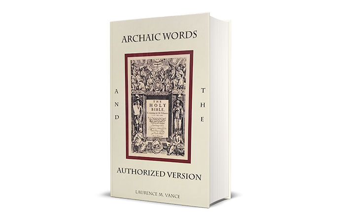Archaic Words
