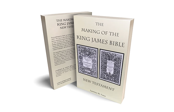The Making of the King James Bible